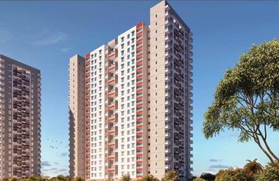 Gallery Cover Image of 950 Sq.ft 2 BHK Apartment for buy in Hinjewadi for 6100000