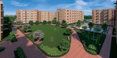 Gallery Cover Image of 751 Sq.ft 2 BHK Apartment for buy in Mahindra Happinest Palghar Project 1 Phase III, Boisar for 2954000