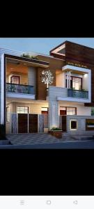 Gallery Cover Image of 500 Sq.ft 1 BHK Independent House for buy in Samdariya Kuber City, Karmeta for 1300000