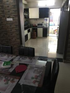 Gallery Cover Image of 2300 Sq.ft 3 BHK Apartment for rent in Sai Blossoms, Gachibowli for 35000