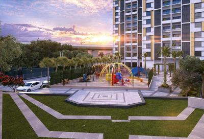 Gallery Cover Image of 1586 Sq.ft 3 BHK Apartment for buy in Salarpuria Sattva Opus, Peenya for 9800000