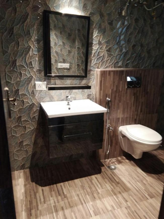 Bathroom Image of 550 Sq.ft 1 RK Apartment for rent in Golmuri for 5000