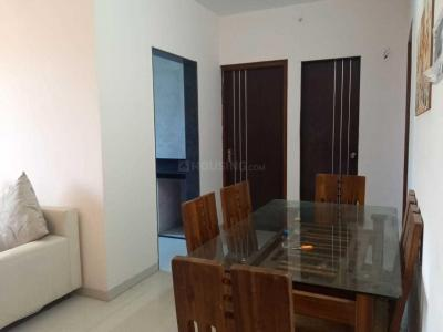Dining Area Image of Comfort Accommodations in Kharghar