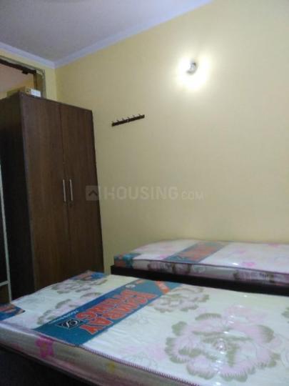 Bedroom Image of Aakarsh PG in Kalkaji