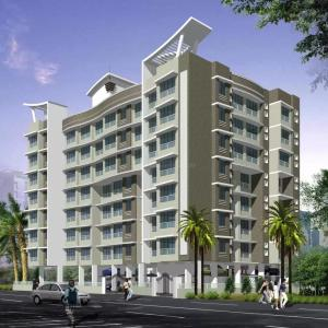 Gallery Cover Image of 682 Sq.ft 2 BHK Apartment for buy in Amar New Tashkent Terrace CHSL, Borivali West for 22000000