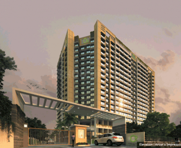 Gallery Cover Image of 1115 Sq.ft 2 BHK Apartment for buy in Ahuja Hive O2, Sion for 18000000