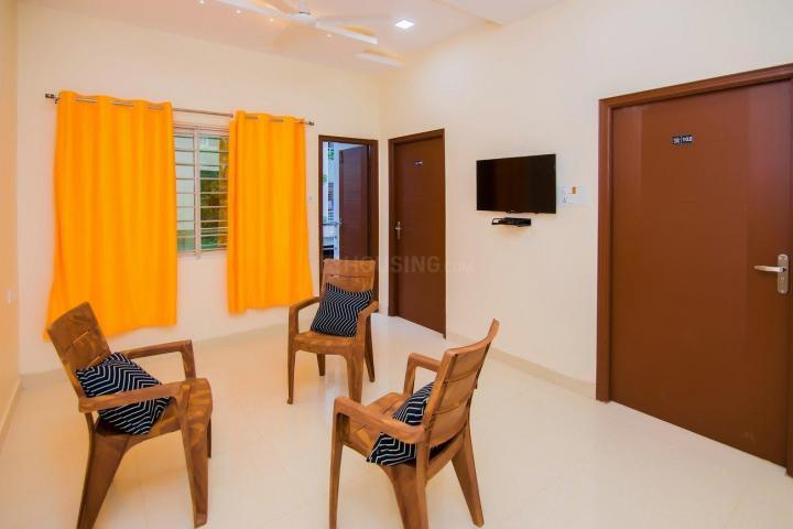 Living Room Image of Oyo Life Hyd1070 Gachibowli in Gachibowli