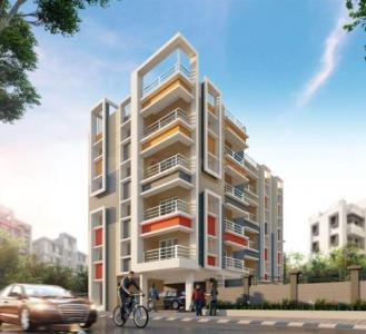 Gallery Cover Image of 1478 Sq.ft 3 BHK Apartment for buy in Danish Anand Dham CHS, New Town for 6000000
