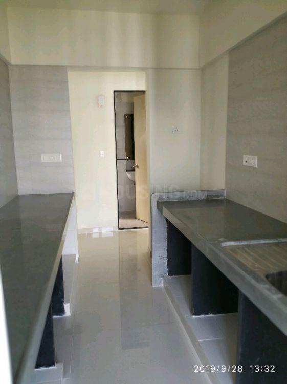 Kitchen Image of 1450 Sq.ft 3 BHK Apartment for rent in Bhandup West for 45000