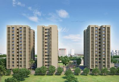 Gallery Cover Image of 1170 Sq.ft 2 BHK Apartment for buy in Shela for 4300000