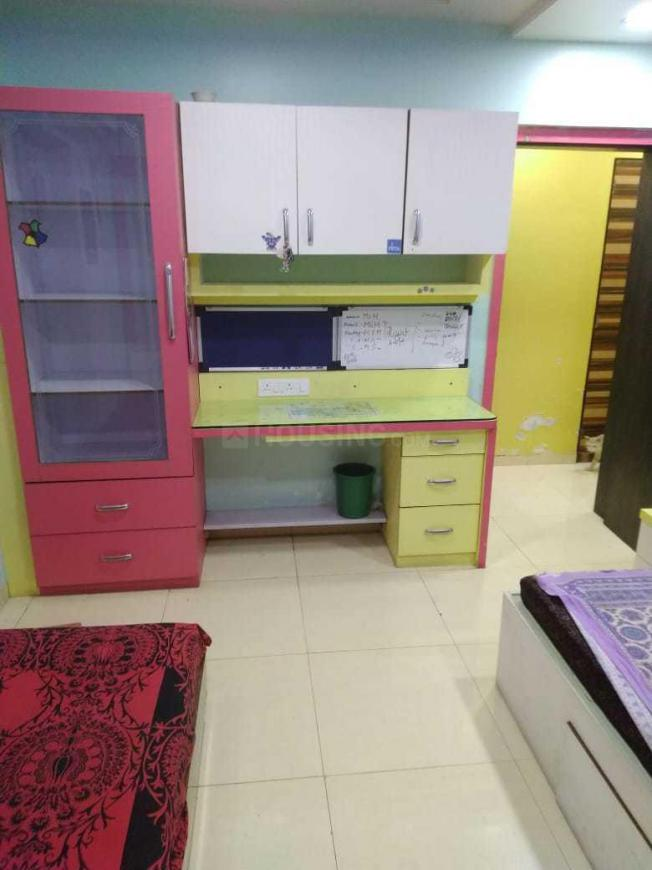 Bedroom Image of 1050 Sq.ft 2 BHK Apartment for rent in Pimple Saudagar for 23000