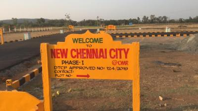 Gallery Cover Image of  Sq.ft Residential Plot for buy in Chettipunyam for 799000