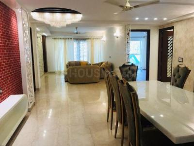 Gallery Cover Image of 3240 Sq.ft 4 BHK Independent Floor for buy in Unitech South City II, Sector 49 for 15000000