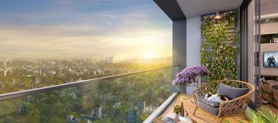 Gallery Cover Image of 1037 Sq.ft 2 BHK Apartment for buy in Purva Clermont, Chembur for 21200000
