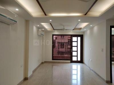 Gallery Cover Image of 2700 Sq.ft 4 BHK Apartment for rent in Mansarovar Garden, Mansarover Garden for 60000