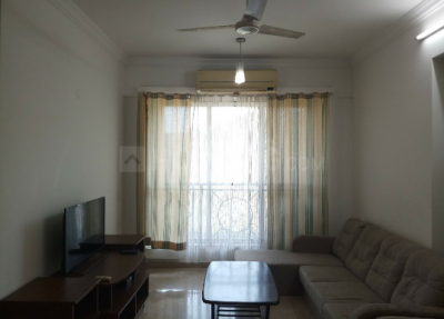 Gallery Cover Image of 1210 Sq.ft 2 BHK Apartment for rent in Ghansoli for 45000