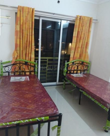 भांडूप वेस्ट में होराइजन होम्स पवई पीजी के बेडरूम की तस्वीर