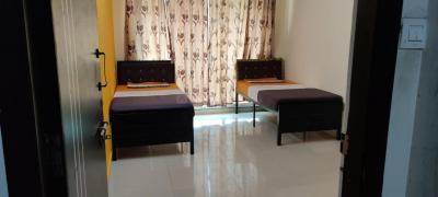 Bedroom Image of No Brokerage Paying Guest in Bhandup West