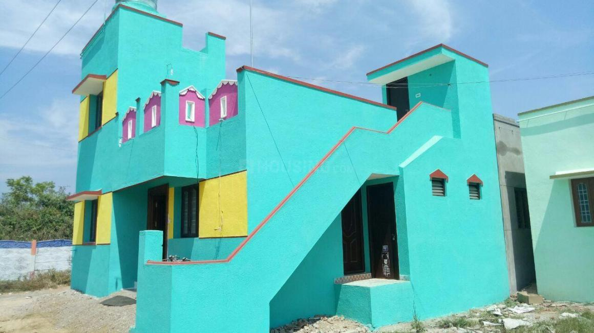 Building Image of 450 Sq.ft 2 BHK Independent House for buy in Mahindra World City for 1440000