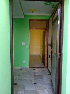 Gallery Cover Image of 450 Sq.ft 1 BHK Independent Floor for rent in Chhattarpur for 6000