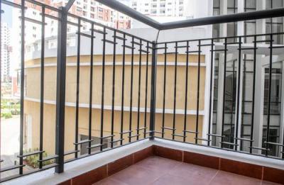 Balcony Image of Prestige Sunrise Park B 3034 in Electronic City