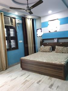 Gallery Cover Image of 1000 Sq.ft 3 BHK Independent Floor for rent in Ganesh Nagar for 21000