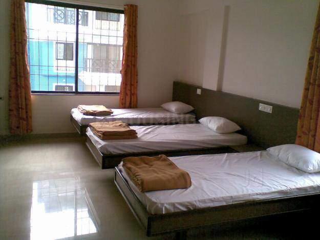 Bedroom Image of Adiga Homes PG in BTM Layout