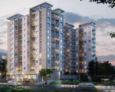 Gallery Cover Image of 611 Sq.ft 1 BHK Apartment for rent in Reelicon Kian, Ambegaon Budruk for 10000