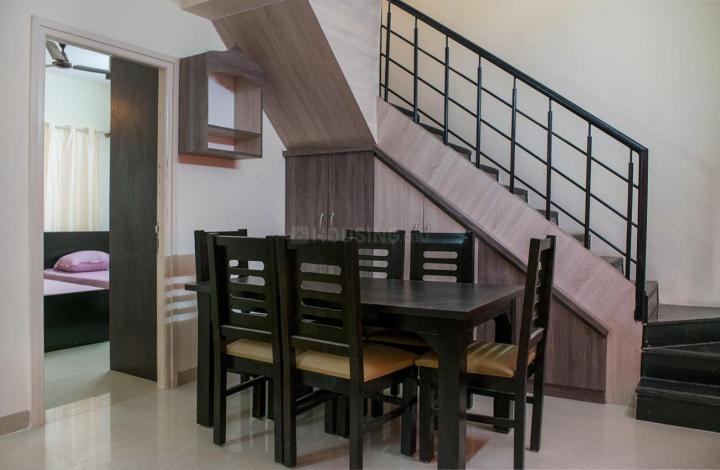 Dining Room Image of PG 4643514 Muneshwara Nagar in Muneshwara Nagar