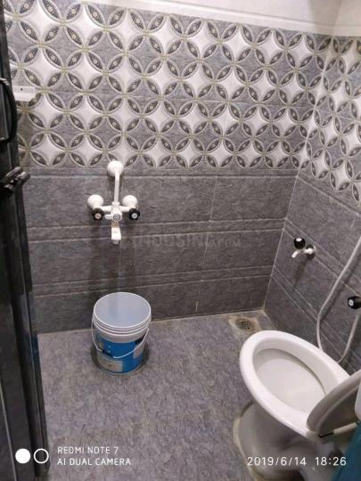Bathroom Image of 250 Sq.ft 1 RK Independent House for rent in Abbigere for 3500