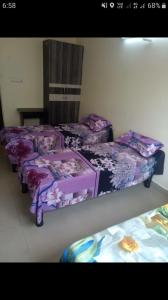 Bedroom Image of Sri Sivani PG For Gents in Muneshwara Nagar