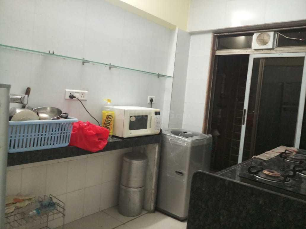 Kitchen Image of 900 Sq.ft 2 BHK Apartment for rent in Andheri East for 55000