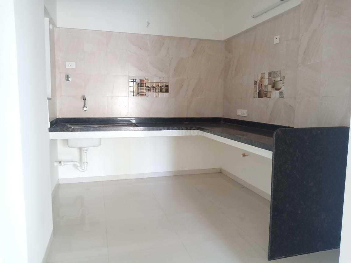Kitchen Image of 1120 Sq.ft 2 BHK Apartment for rent in Narhe for 16000