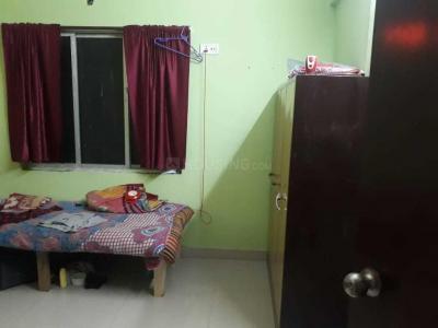 न्यू टाउन में काइनेटिक पीजी में बेडरूम की तस्वीर