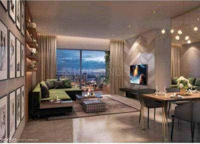 Gallery Cover Image of 810 Sq.ft 2 BHK Apartment for buy in Mulund East for 17600000