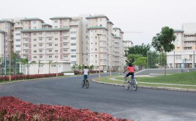 Gallery Cover Image of 1595 Sq.ft 3 BHK Apartment for buy in Mahindra World City for 6900000