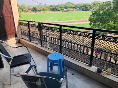 Balcony Image of Girls PG South Patel Nagar in Patel Nagar