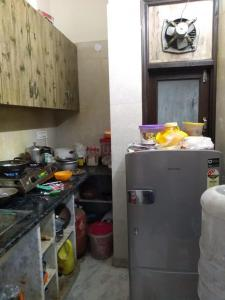 Kitchen Image of Sky Properties PG in Pusa