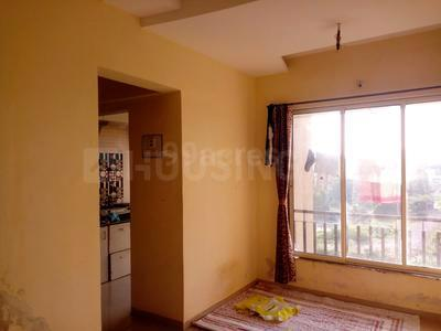 Gallery Cover Image of 455 Sq.ft 1 BHK Apartment for rent in Shree Manibhadra Heights, Nalasopara West for 5500