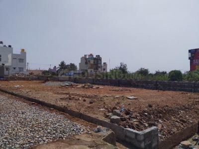 1560 Sq.ft Residential Plot for Sale in Annapurneshwari Nagar, Bangalore