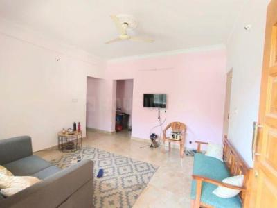 Gallery Cover Image of 600 Sq.ft 1 BHK Independent House for rent in New Thippasandra for 13500