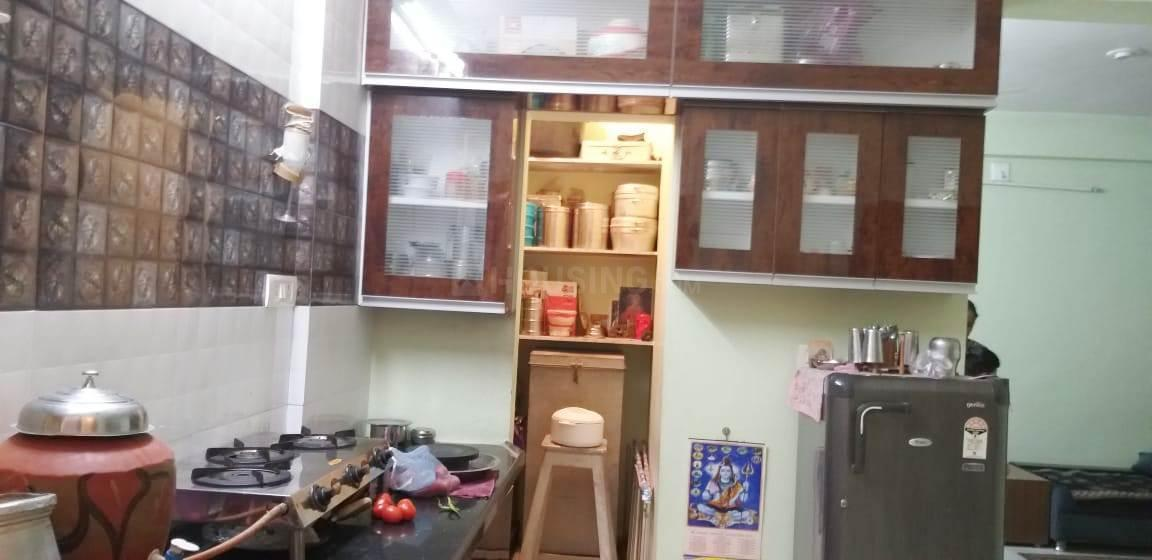 Kitchen Image of 1370 Sq.ft 2 BHK Apartment for buy in Chandkheda for 4100000