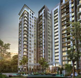 Gallery Cover Image of 1002 Sq.ft 2 BHK Apartment for buy in Radiance Icon, Koyambedu for 10465789