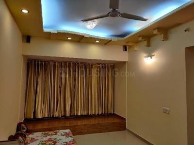 Gallery Cover Image of 610 Sq.ft 1 BHK Apartment for rent in Satellite Garden, Goregaon East for 28000