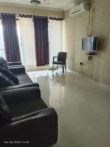 Gallery Cover Image of 1180 Sq.ft 2 BHK Apartment for buy in Ventures Residency, Kharghar for 11000000