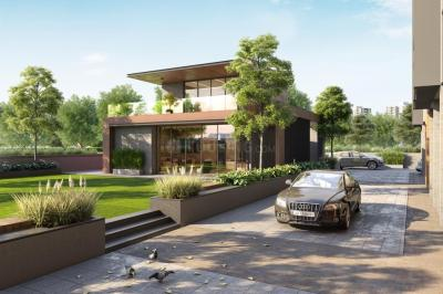 Gallery Cover Image of 1200 Sq.ft 3 BHK Apartment for buy in Aashray Atulyam, Bopal for 6400000