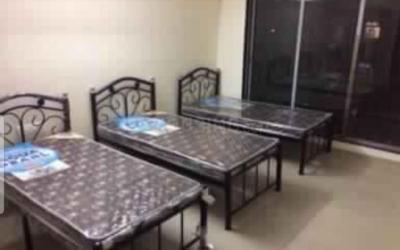 Bedroom Image of PG 4271552 Andheri East in Andheri East