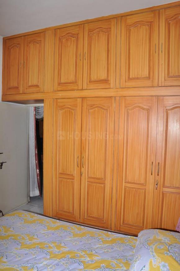 Bedroom Image of 1950 Sq.ft 3 BHK Apartment for rent in Kachiguda for 25000