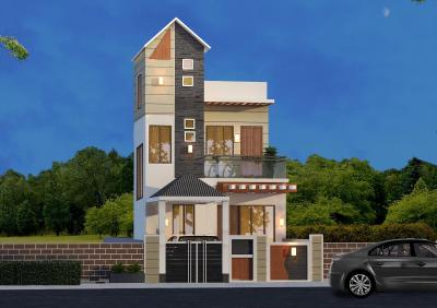 Gallery Cover Image of 955 Sq.ft 2 BHK Villa for buy in Joka for 2849000