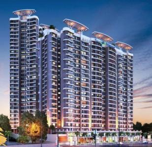 Gallery Cover Image of 1175 Sq.ft 3 BHK Apartment for buy in Kasarvadavali, Thane West for 10100000